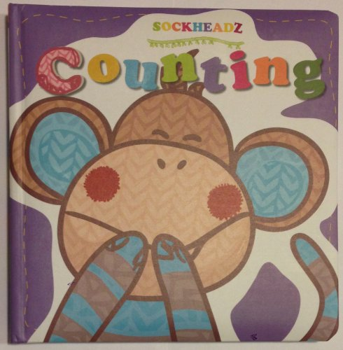 9781770938274: SOCKHEADZ : COUNTING Learning to Count Board Book