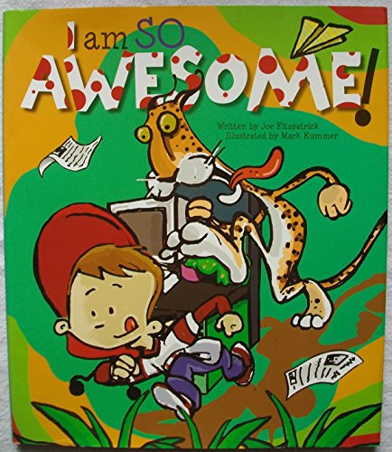 Read with Me:I Am So Awesome: Fitzpatrick, Joe