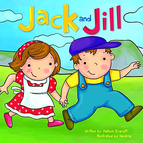 9781770938434: Jack and Jill (Nursery Rhymes)