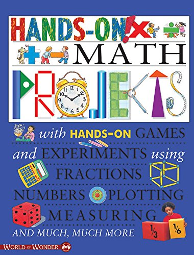 9781770938908: Hands On! Math Projects