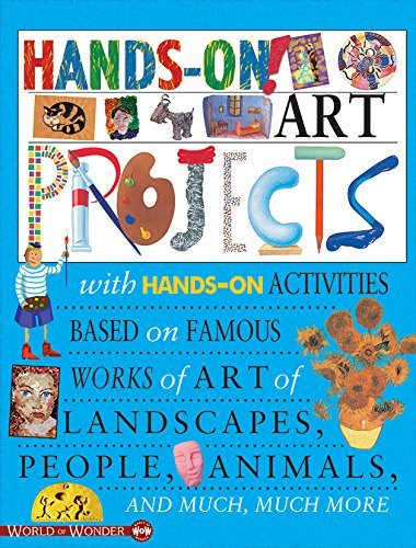 9781770938939: Hands On! Art Projects