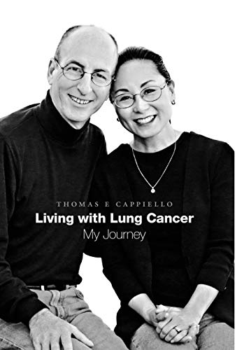 9781770977037: Living with Lung Cancer--My Journey