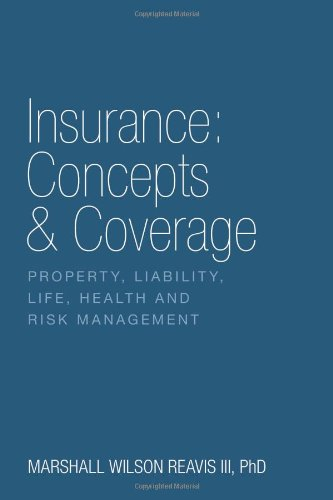 9781770978829: Insurance: Concepts & Coverage