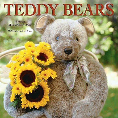 9781770984233: Teddy Bears 2015 Square 12x12 Wyman