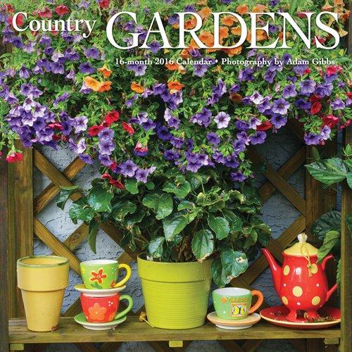 9781770985711: Country Gardens 2016 Mini 7x7 Wyman