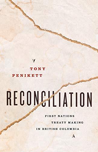 9781771004268: Reconciliation
