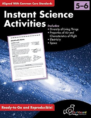 9781771051460: Instant Science Activities Gr 5-6