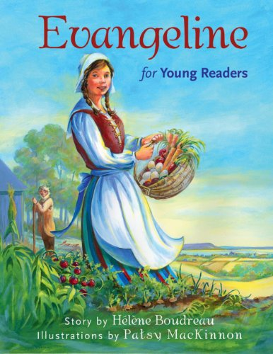 9781771080101: Evangeline for Young Readers