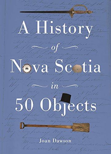 A History of Nova Scotia in 50 Objects: Dawson, Joan