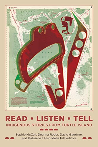 9781771123006: Read, Listen, Tell: Indigenous Stories from Turtle Island (Indigenous Studies)