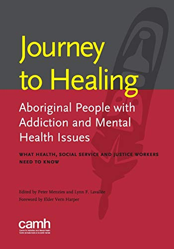 9781771141598: Journey to healing: Aboriginal people with addiction and mental health issues: what health, social service and justice workers need to know