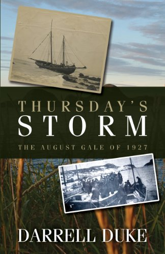 9781771172745: Thursday's Storm: The August Gale of 1927
