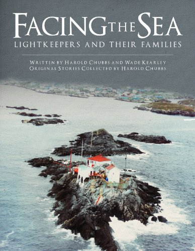9781771173018: Facing the Sea: Lightkeepers and Their Families