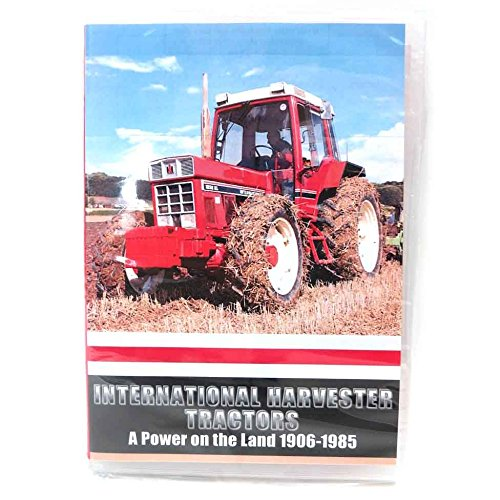 9781771190015: International Harvester Tractors - Power on the Land 1906-1985