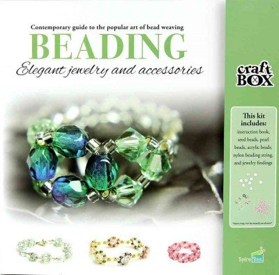 9781771320351: Beading: Elegant Jewelry and Accessories (Craft Box)