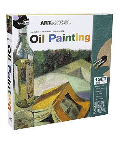 9781771320467: Art School - Oil Painting