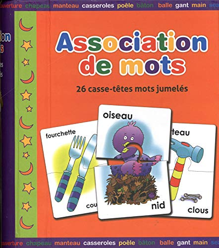 9781771321037: Association de mots