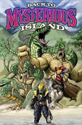 9781771350587: Back to Mysterious Island