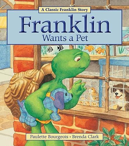 9781771380041: Franklin Wants a Pet