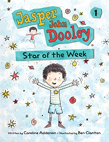 9781771381192: Jasper John Dooley: Star of the Week