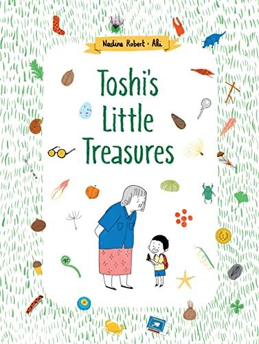 9781771385732: Toshi's Little Treasures