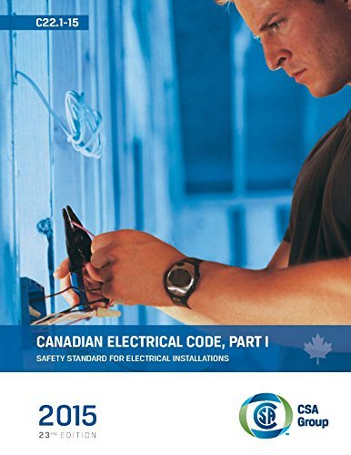 9781771397186: BRAND NEW: 2015 Canadian Electrical Code, Part 1 C22.1-15 English