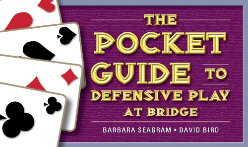 9781771400046: The Pocket Guide to Defensive Play at Bridge