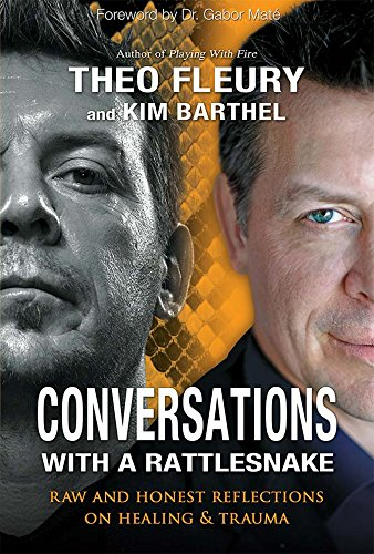Conversations with a Rattlesnake: Raw and Honest Reflections on Healing and Trauma