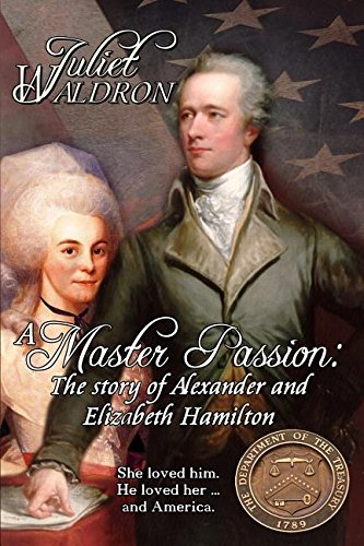 A Master Passion, The story of Alexander: Juliet Waldron