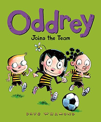 Oddrey Joins the Team: Whamond, Dave