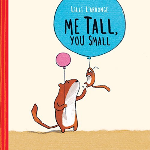 Me Tall, You Small: Lilli L'Arronge; Madeleine
