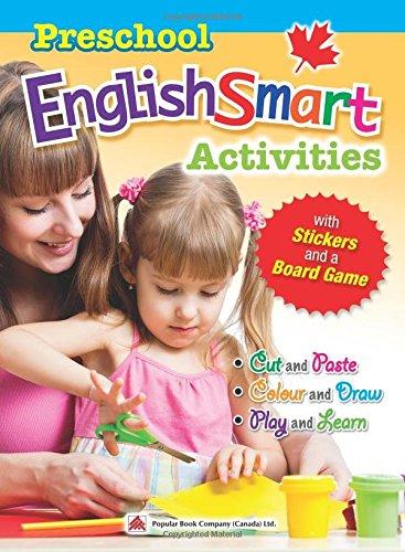 9781771490665: Preschool EnglishSmart Activities