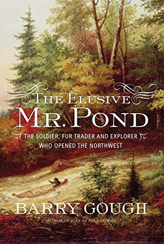The Elusive Mr. Pond (Hardcover): Barry Gough