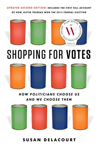 9781771621090: Shopping for Votes: How Politicians Choose Us and We Choose Them