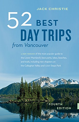 52 Best Day Trips from Vancouver: Christie, Jack