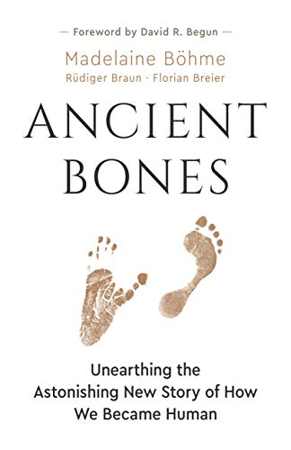 9781771647519: Ancient Bones: Unearthing the Astonishing New Story of How We Became Human