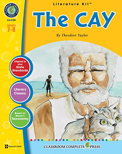 9781771672528: The Cay - Novel Study Guide Gr. 7-8 - Classroom Complete Press