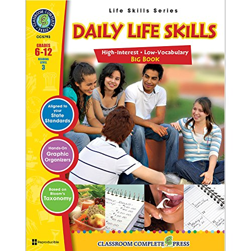 9781771673594: Daily Life Skills Bundle Gr. 6-12 (Life Skills) - Classroom Complete Press