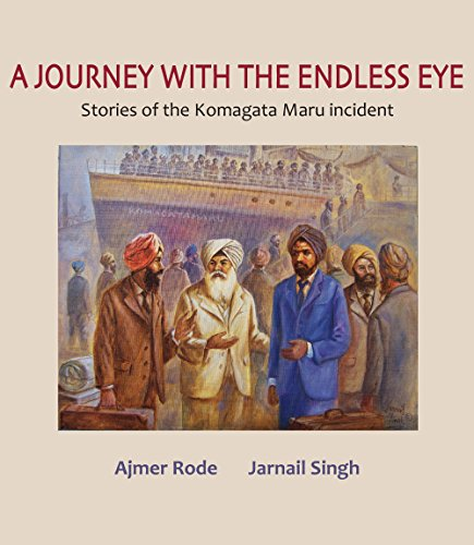 A Journey with the Endless Eye: Stories: Ajmer Rode, Jarnail