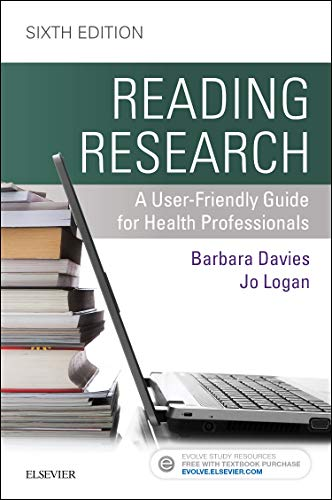 9781771720731: Reading Research: A User-Friendly Guide for Health Professionals
