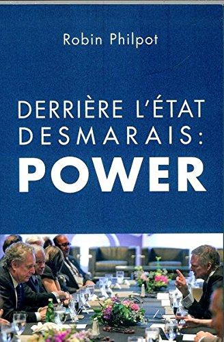 9781771860086: Derrière L'état Desmarais: Power