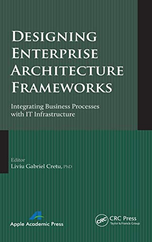 Designing Enterprise Architecture Frameworks: Integrating Business Processes with IT Infrastructure