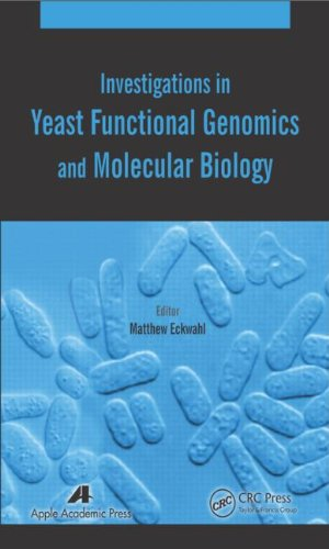 9781771880107: Investigations in Yeast Functional Genomics and Molecular Biology