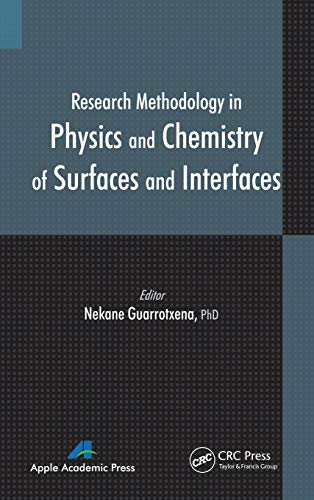 Research Methodology in Physics and Chemistry of Surfaces and Interfaces (Hardcover)