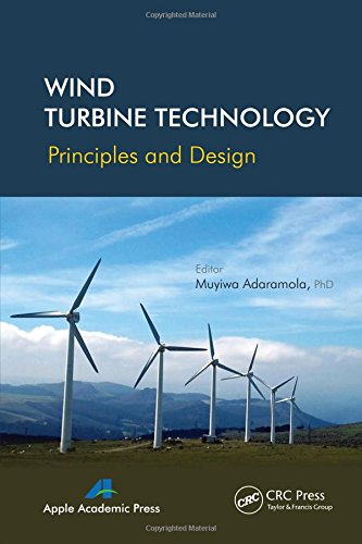 WIND TURBINE TECHNOLOGY PRINCIPLES AND DESIGN (HB: ADARAMOLA