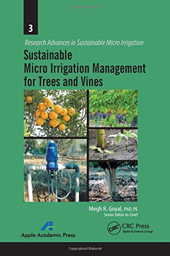 Sustainable Micro Irrigation Management for Trees and Vines (Research Advances in Sustainable Micro...