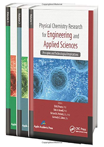 Physical Chemistry Research for Engineering and Applied Sciences (Hardback)