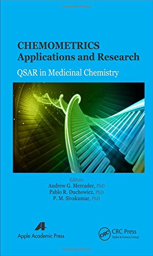 9781771881135: Chemometrics Applications and Research: QSAR in Medicinal Chemistry