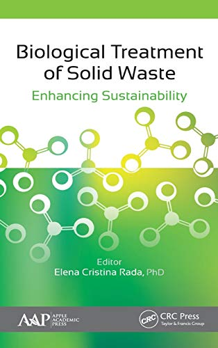 9781771882798: Biological Treatment of Solid Waste: Enhancing Sustainability