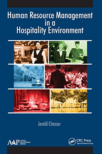9781771883009: Human Resource Management in a Hospitality Environment